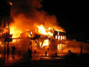 CLAIM ADJUSTER FIRE
